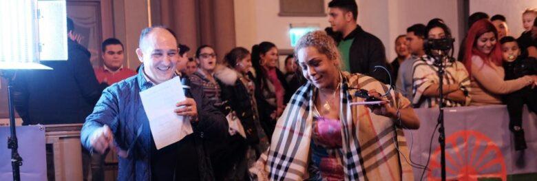 Kultursenter for den norske rom-befolkningen ble åpnet torsdag 1. mars. Kultursenteret holder til i Gamlebyen kirke.