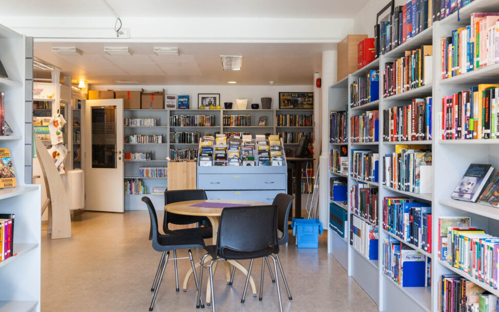 Fengselsbibliotek