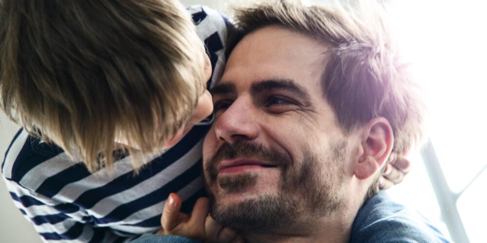 Far og sønn