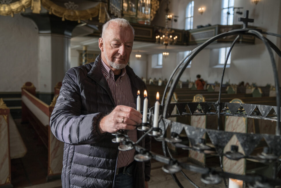 Generalsekretær Aage Müller-Nielssen provoserte mange i den konservative delen av kirke-Norge med sitt syn på homofili i den tiden han var generalsekretær i Kirkens Bymisjon.