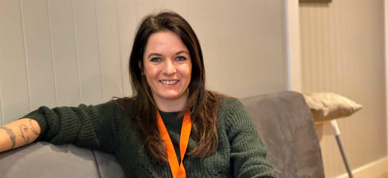 Linn Andreassen, miljøterapeut i Hønefoss