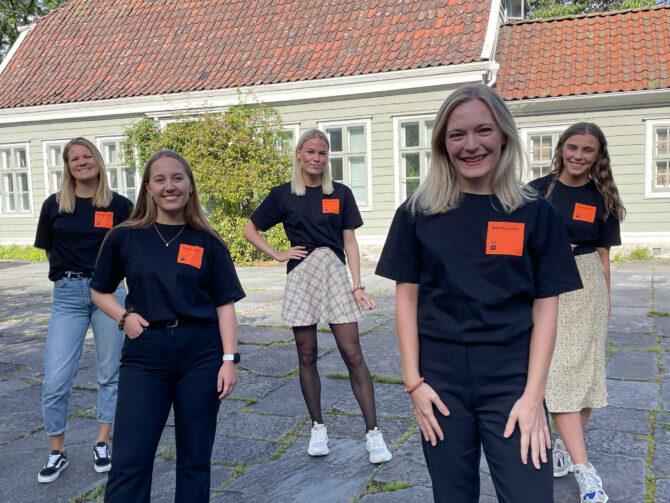 Barnas jurist frivillige studenter